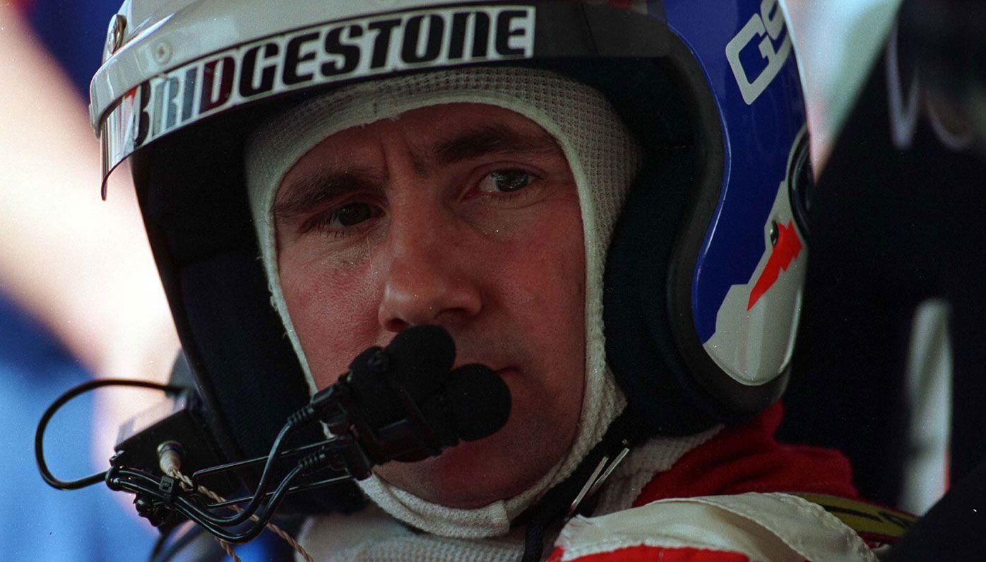 Glenn Seton at Bathurst in 1996.