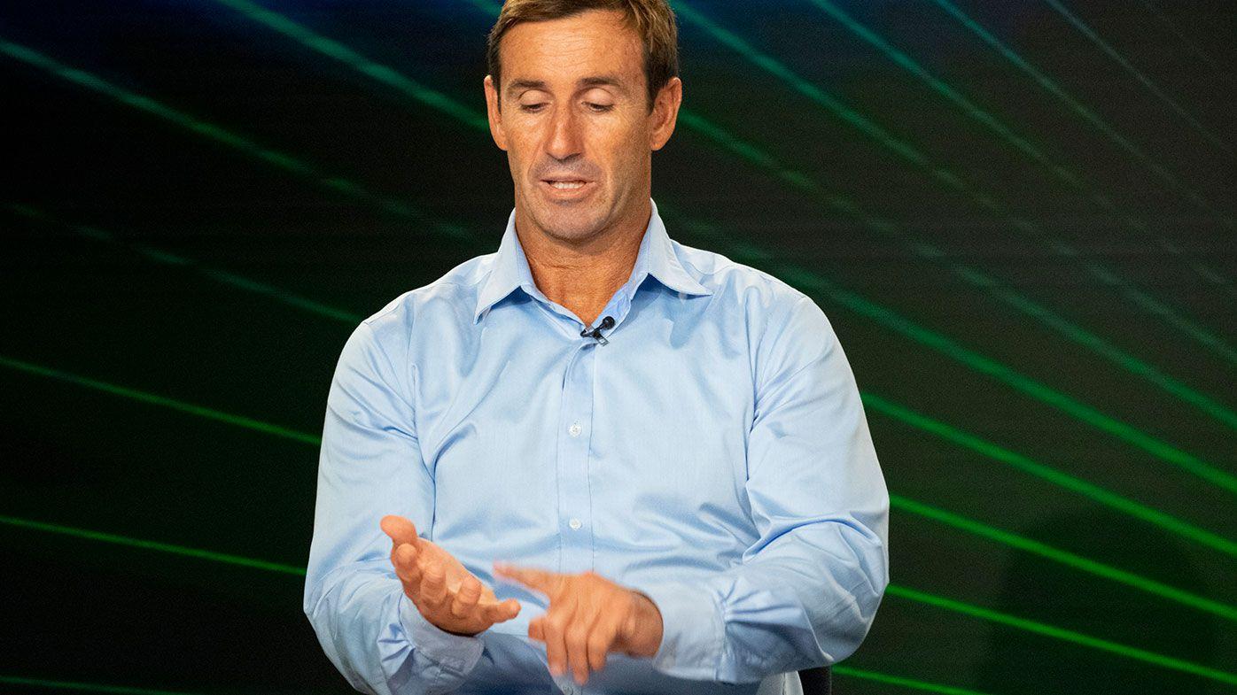 League legend Andrew Johns
