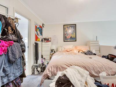 Bedroom — Before