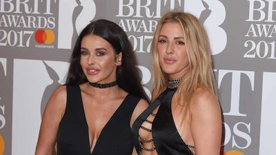 BRIT Awards 2017: Ellie Goulding and Little Mix go risqué as Katy Perry and Rita Ora sparkle