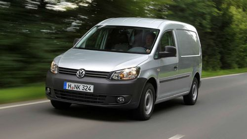 Volkswagen commercial vehicles involved in emissions scandal