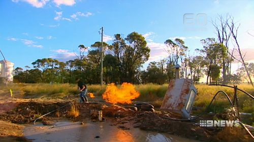 Fracking will require approval by land owners, including traditional owners, and the Environmental Protection Authority.