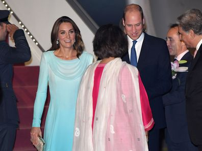 Duke and Duchess of Cambridge in Pakistan