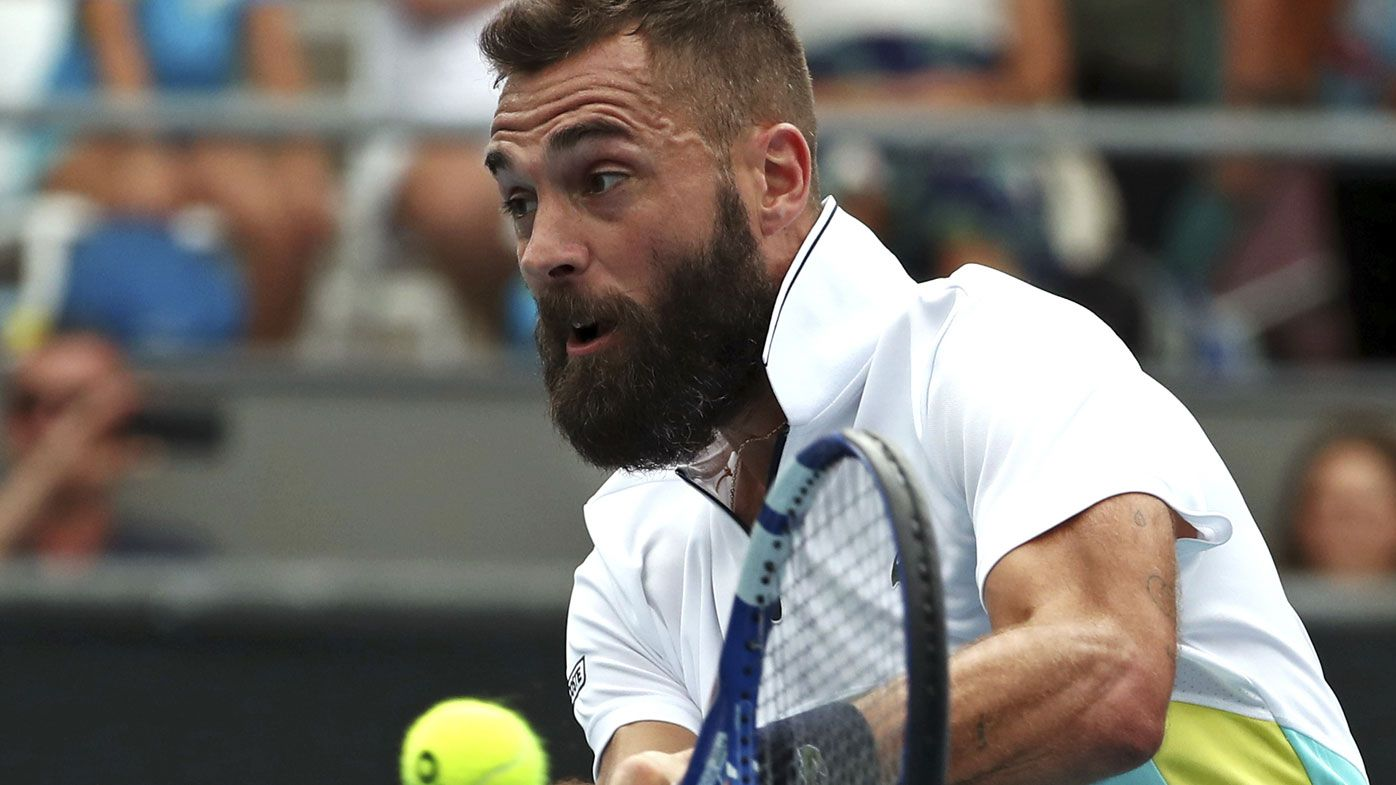 US Open removes Benoit Paire from Grand Slam field after positive test for COVID-19
