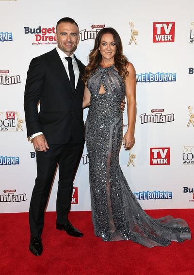 <p>Michelle Bridges, gave birth at 45. </p> <p>The celebrity fitness trainer gave birth to son Axel Bridges Willis, with partner Steve 'Commando' Willis, in December 2015.</p>