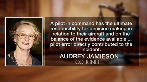 The Coroner handed down her findings today.