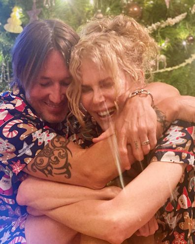 Keith Urban, Nicole Kidman celebrate anniversary