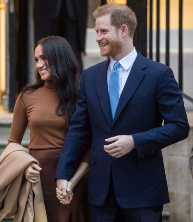 Prince Harry Meghan Markle clarification statement on Sussex Royal website