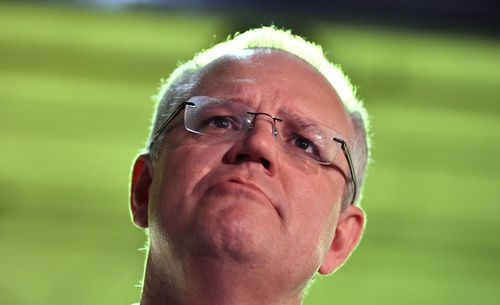 Scott Morrison will announce Australia's latest debt position later today. (AAP)