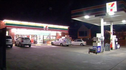 The 7/11 on Victoria Road has been robbed twice, police believe by the same woman.