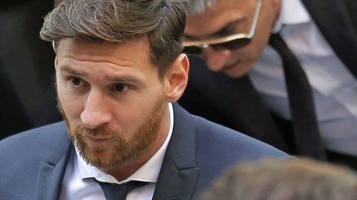 Messi sentenced to 21 months in jail for tax fraud