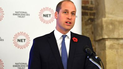 Duke and Duchess of Cambridge Prince William Kate Middleton National Emergencies Trust 3