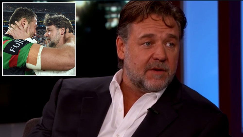 Crowe reveals emotional toll of owning Souths