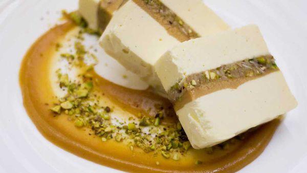 David Tsirekas' caramel baklava ice cream recipe - 9kitchen