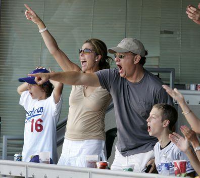 Tom Hanks, Rita Wilson, relationship timeline, family, sons