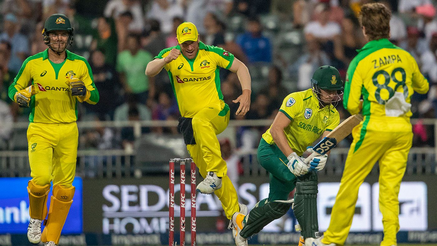 ICC chaos as Cricket Australia's World Cup proposal leaked