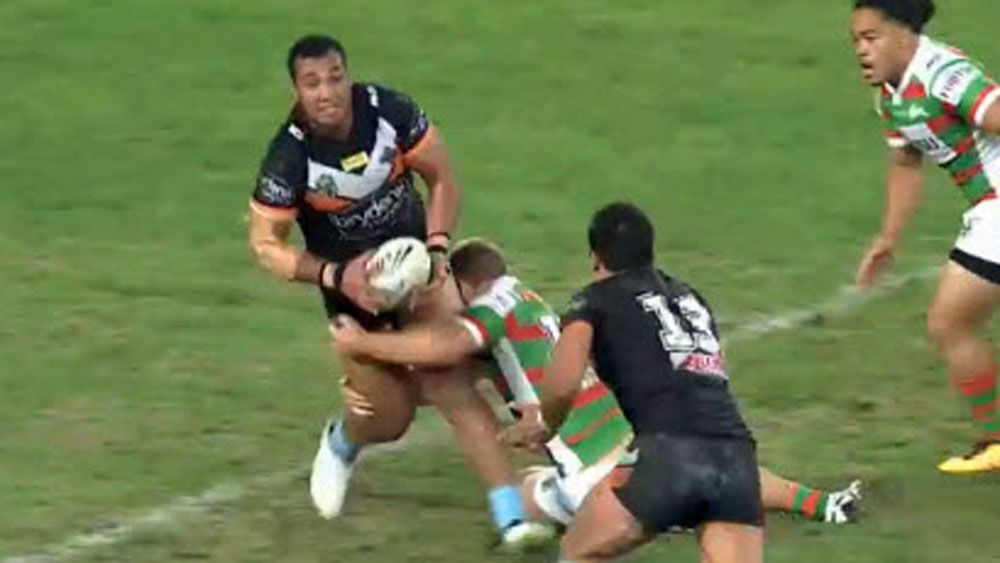 NRL: Tigers prove they are the entertainers of the NRL