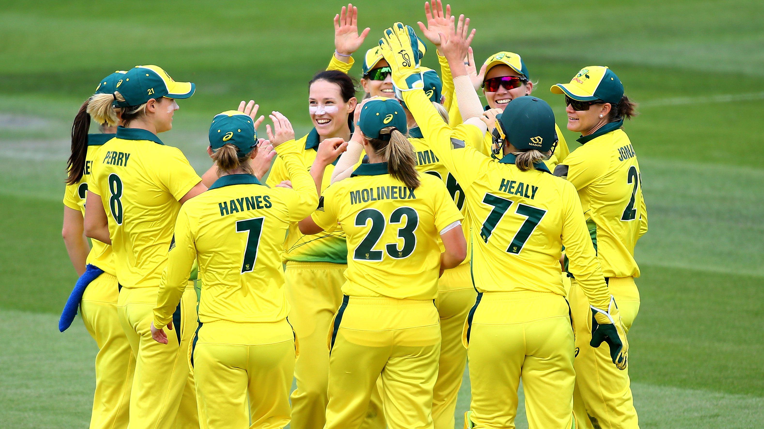 Megan Schutt hat-trick sets up Australia's ODI clean sweep over West Indies