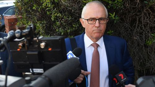Deposed PM Malcolm Turnbull has weighed into the political fray again in recent days.