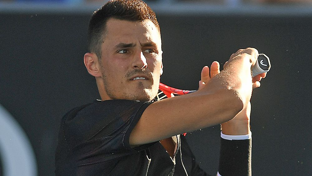 Bernard Tomic fights through Australian Open qualifying