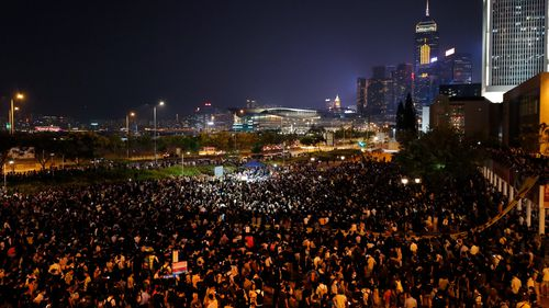 Hong Kong Protesters To Join 'Anti-Totalitarianism Rally' Today