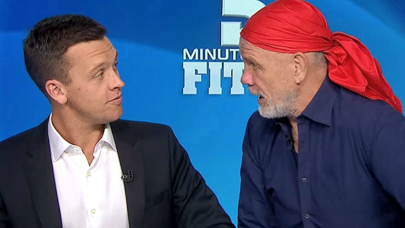 What changed Peter FitzSimons mind on ANZAC Day sports