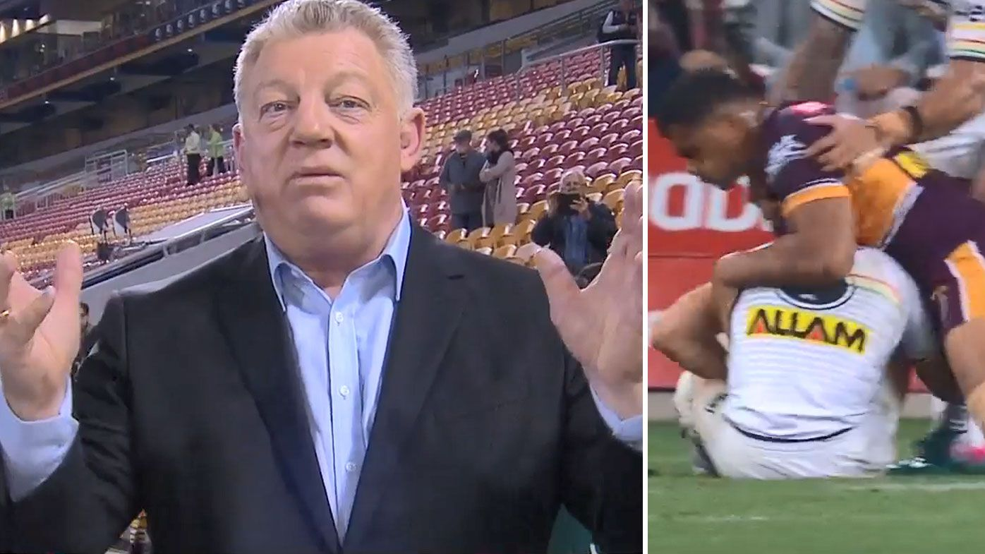 'Doctors and lawyers will end the game': Phil Gould unloads on NRL after Tevita Pangai Junior sin bin