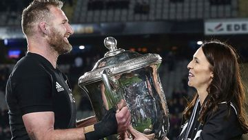 All Blacks win the Bledisloe Cup