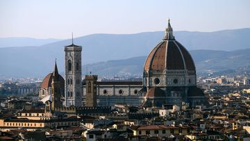 As tourism restarts in Florence, authorities are bringing in anti-crowding curbs, and there's been a call for a 'sandwich tax.'