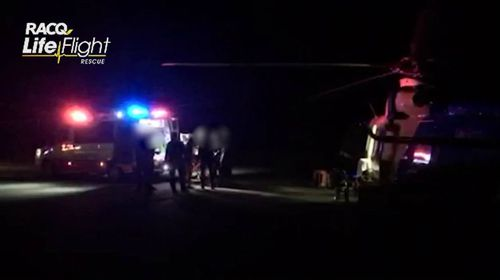 Man shot in chest during hunting trip
