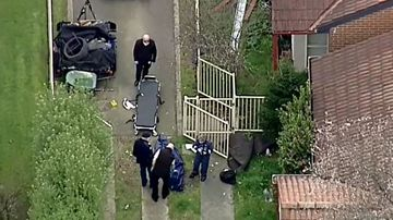 Body found on street had multiple injuries and covered in scratch marks