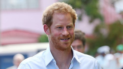 Prince Harry will take the Queen's place at the Rugby Football Union.