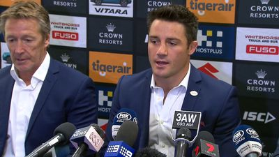 Cooper Cronk will play in 2018 'if the right option exists'
