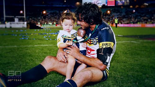 Thurston was hailed as the GOAT (greatest of all time).