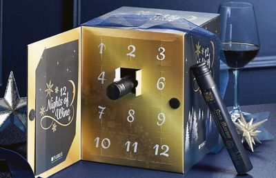 12 Nights of Wine Tubes Advent Calendar, Aldi