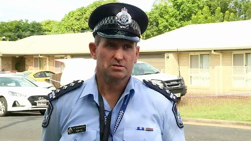 Maryborough Acting Inspector Wade Lee said that efforts were still being made to identify the woman.