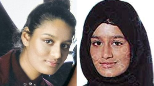 Shamima Begum left London for Syria in 2015.