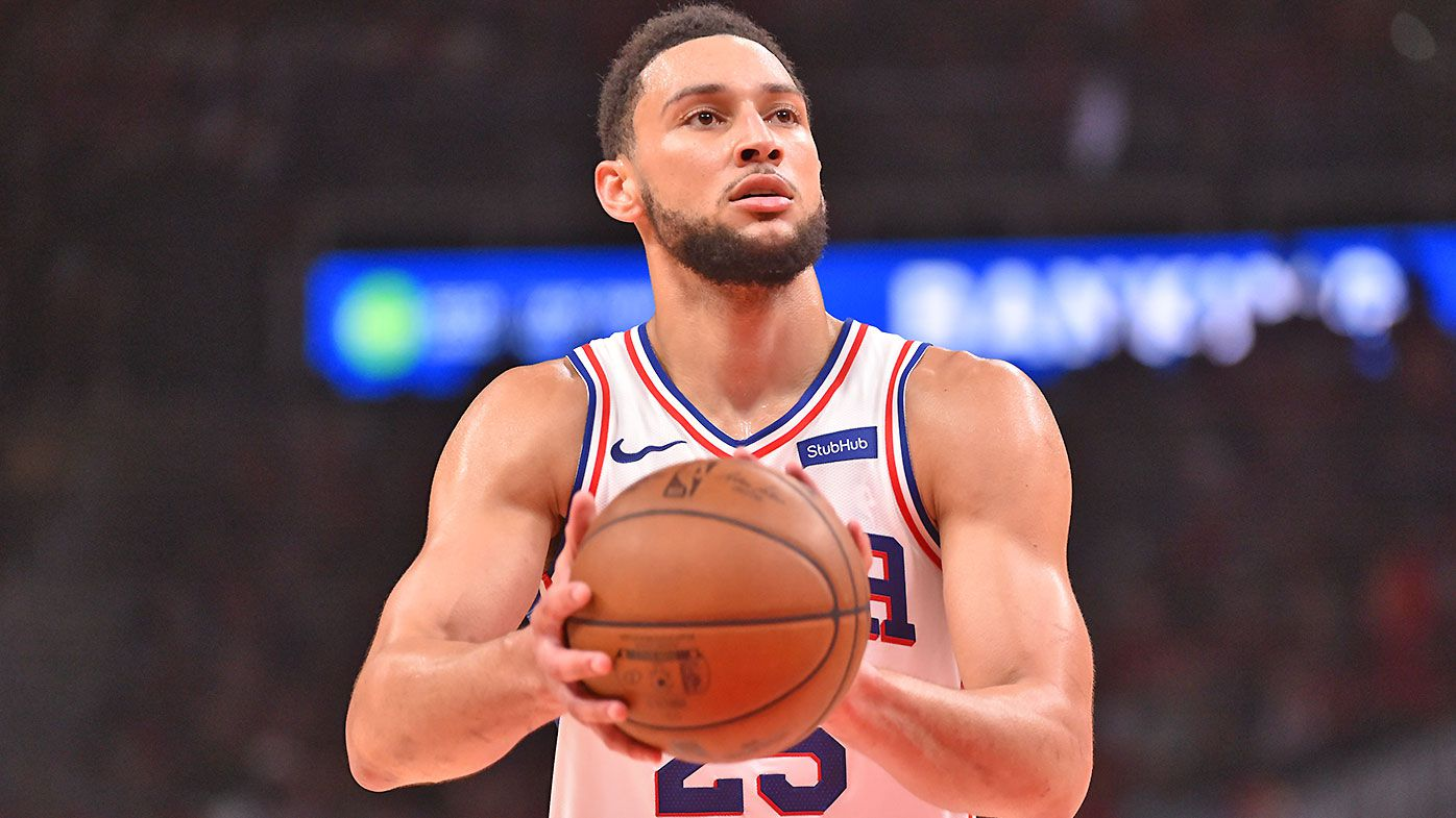 Sixers startled by 'entirely different' Simmons