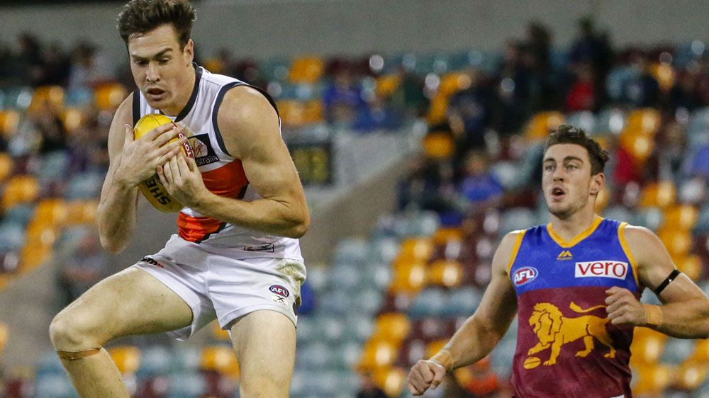 Coach fumes at pace-setting GWS's fadeout