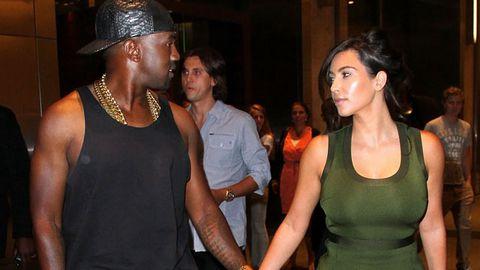 Kanye West previews new song 'Perfect B----' about girlfriend, Kim Kardashian