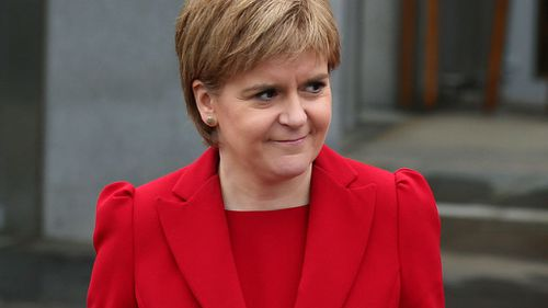 Sturgeon to visit Brussels to defend Scotland's EU place