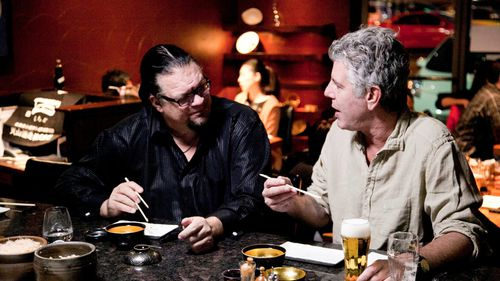 Bourdain's Parts Unknown seemed like an odd choice for CNN when it started in 2013 – part travelogue, part history lesson, part love letter to exotic foods. Picture: Facebook/Parts Unknown