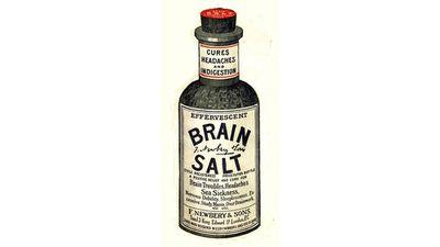 <strong>4. Brain Salt (1888)</strong>