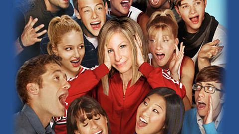 Barbra Streisand un-disses Glee