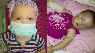 Meet the little girl told she wouldn't make her 2nd birthday
