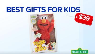 Tickle Me Elmo Christmas