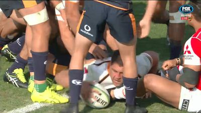 Brumbies survive Sunwolves rugby scare