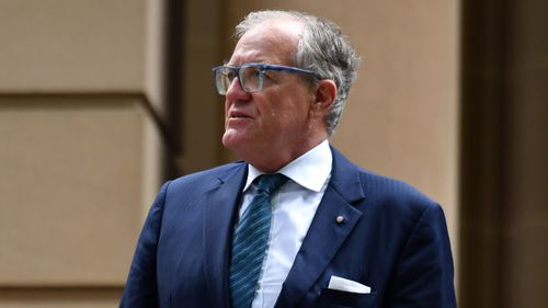 Dawson's lawyer Greg Walsh has criticised the Crown's case against his client.
