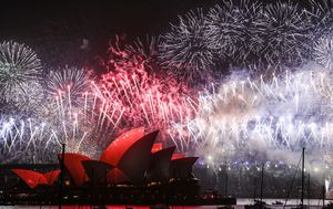 Contentious New Year's Eve fireworks light up Sydney