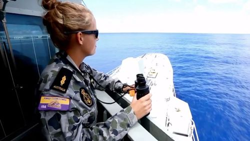 The video spells out the challenges of the search effort for MH370. (YouTube)